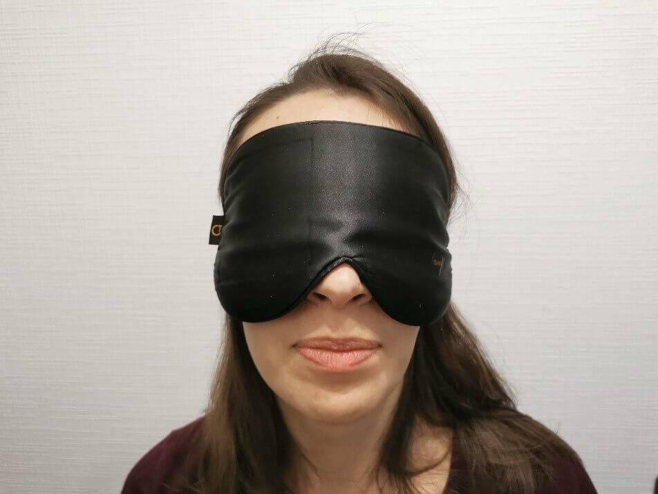 Die Gritin Maske von vorne
