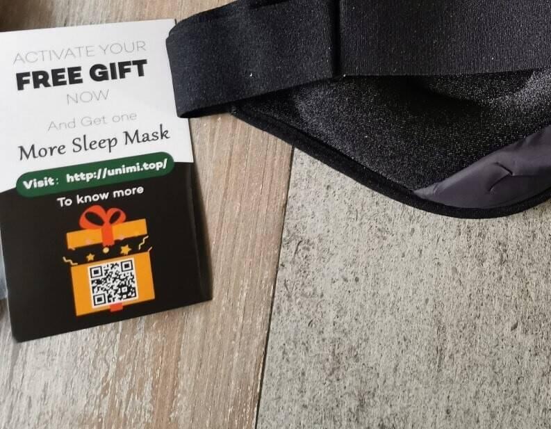 Mit dem Code kannst Du scheinbar ein kostenloses Geschenk ergattern.
