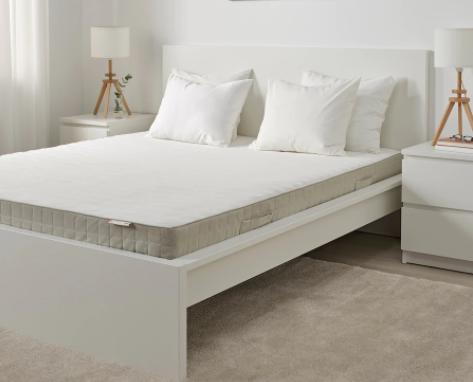 IKEA Hafslo on bed