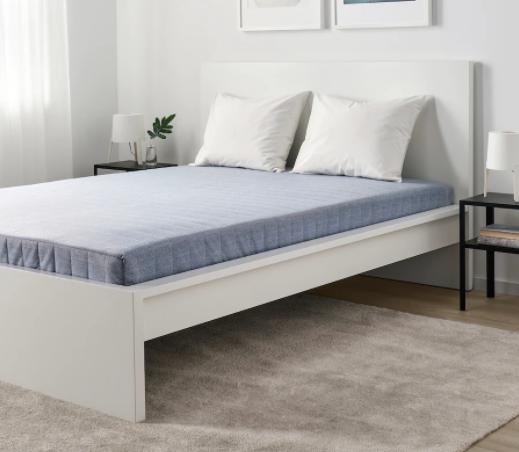 IKEA Vadsö on bed