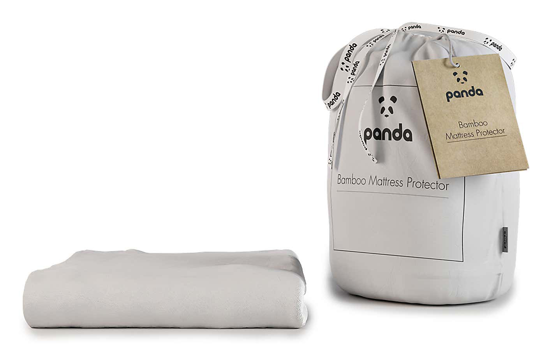 panda mattress protector with bag