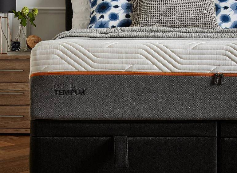 Tempur original luxe mattress
